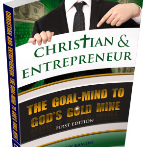 Christian & Entrepreneur: The Goal-Mind to God'S Goldmine (Ebook)